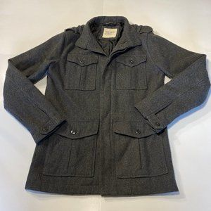 Old Navy Men's Wool Coat, Size Small